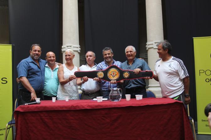 Crearán la Comisión Municipal de Boxeo de Quilmes